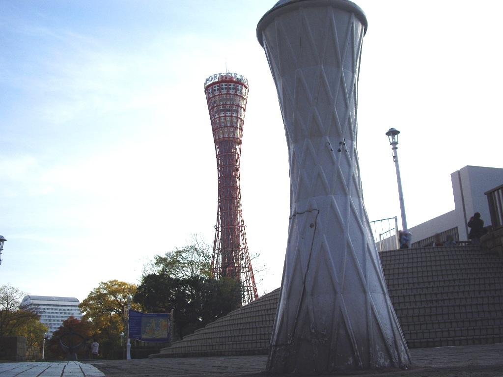兵庫・神戸ポートタワー2013秋-1002