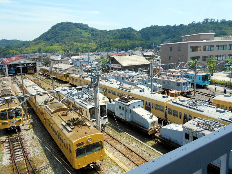 近江鉄道がちゃこんまつり2016-1204