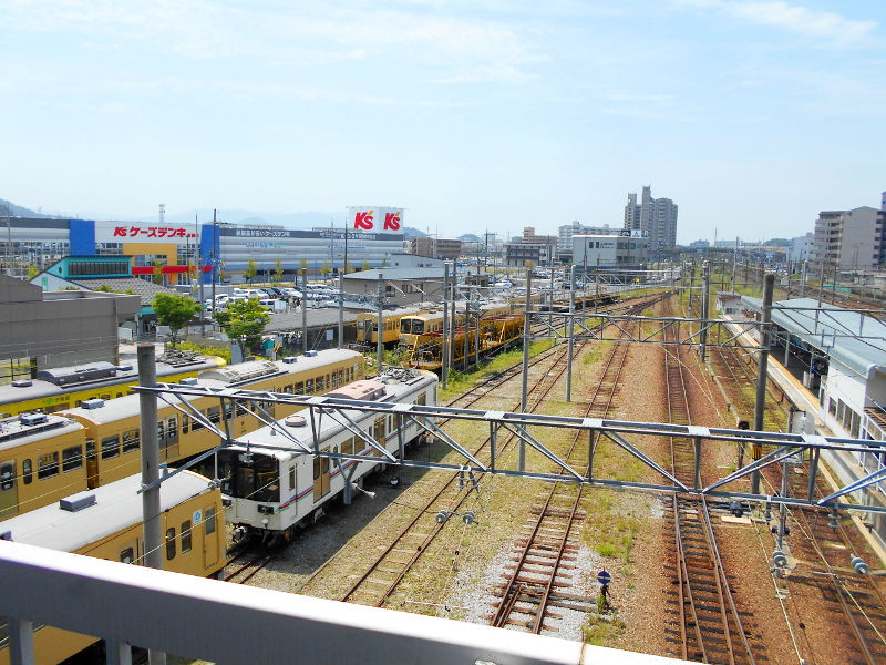 近江鉄道がちゃこんまつり2016-1205
