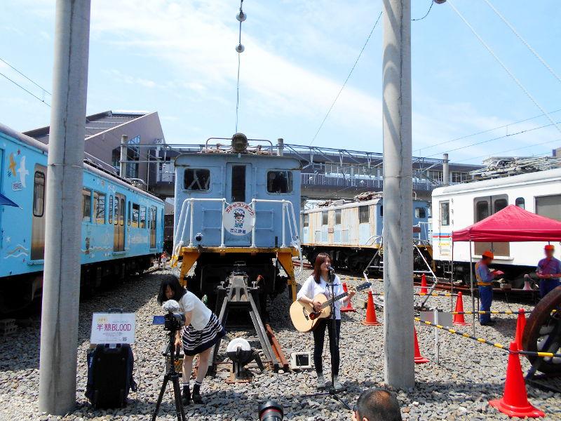 近江鉄道がちゃこんまつり2016-1213