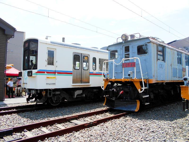 近江鉄道がちゃこんまつり2016-1215