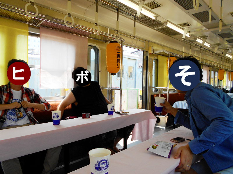 近江鉄道がちゃこんまつり2016-1226