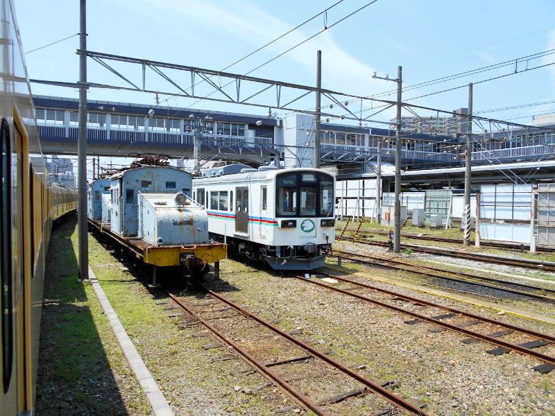 近江鉄道がちゃこんまつり2016-1227