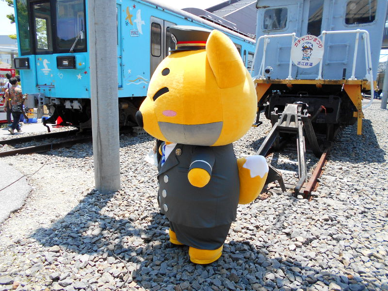 近江鉄道がちゃこんまつり2016-1230