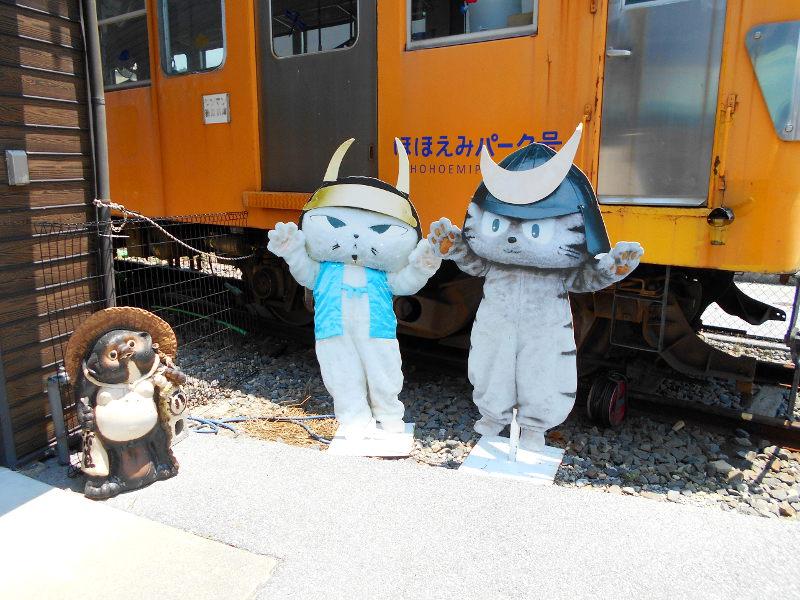 近江鉄道がちゃこんまつり2016-1231
