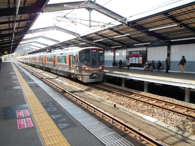 紅葉の大阪城2017秋-1119