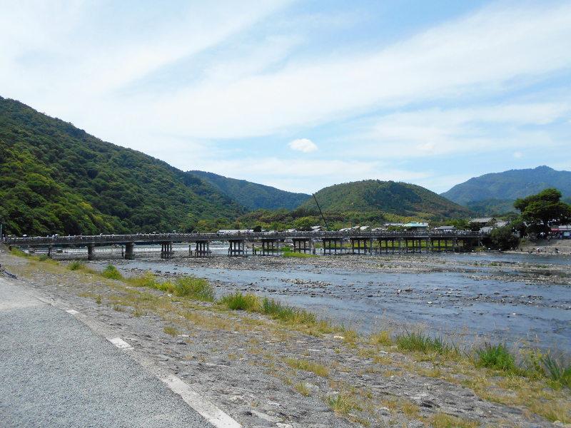 京都・嵐電に乗って龍安寺2017-2007