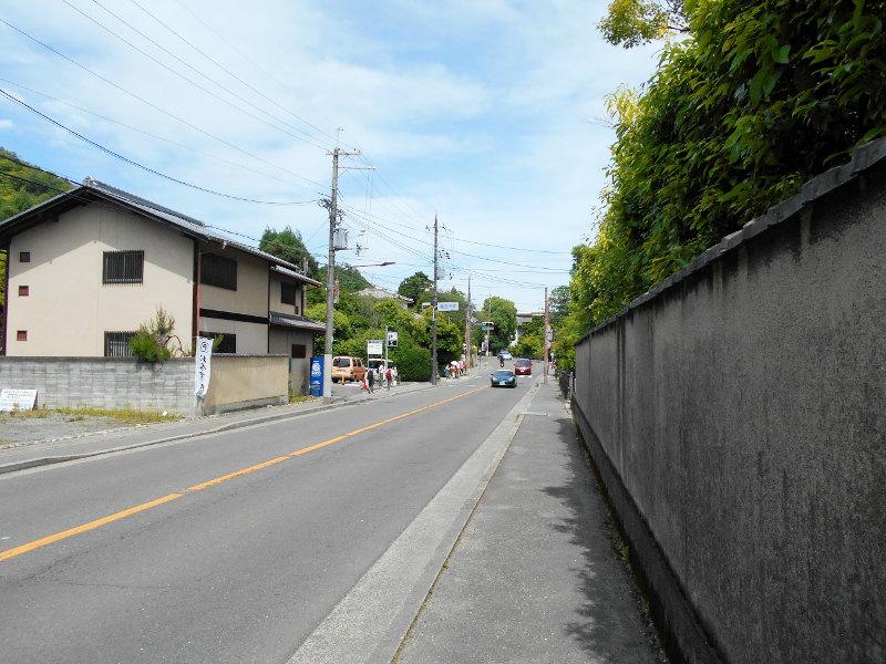 京都・嵐電に乗って龍安寺2017-2019