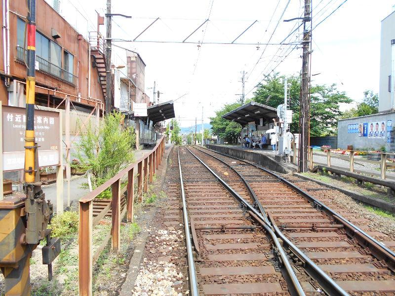 京都・嵐電に乗って龍安寺2017-2023