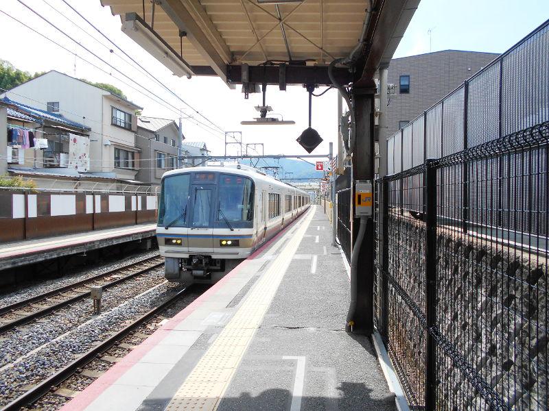 京都・嵐電に乗って龍安寺2017-2031