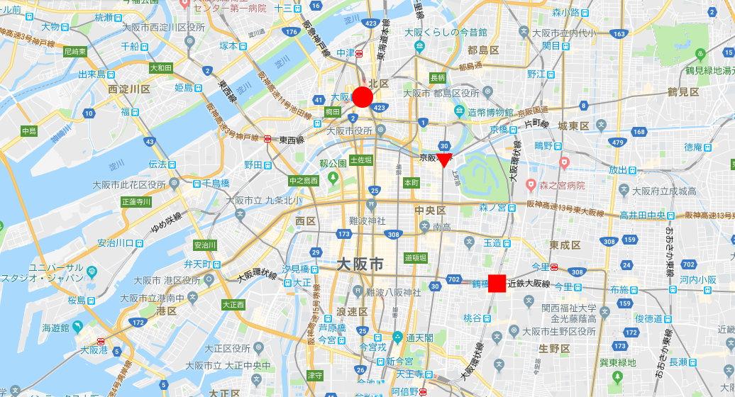 宝塚大劇場2017その3・鶴橋で焼肉-1302