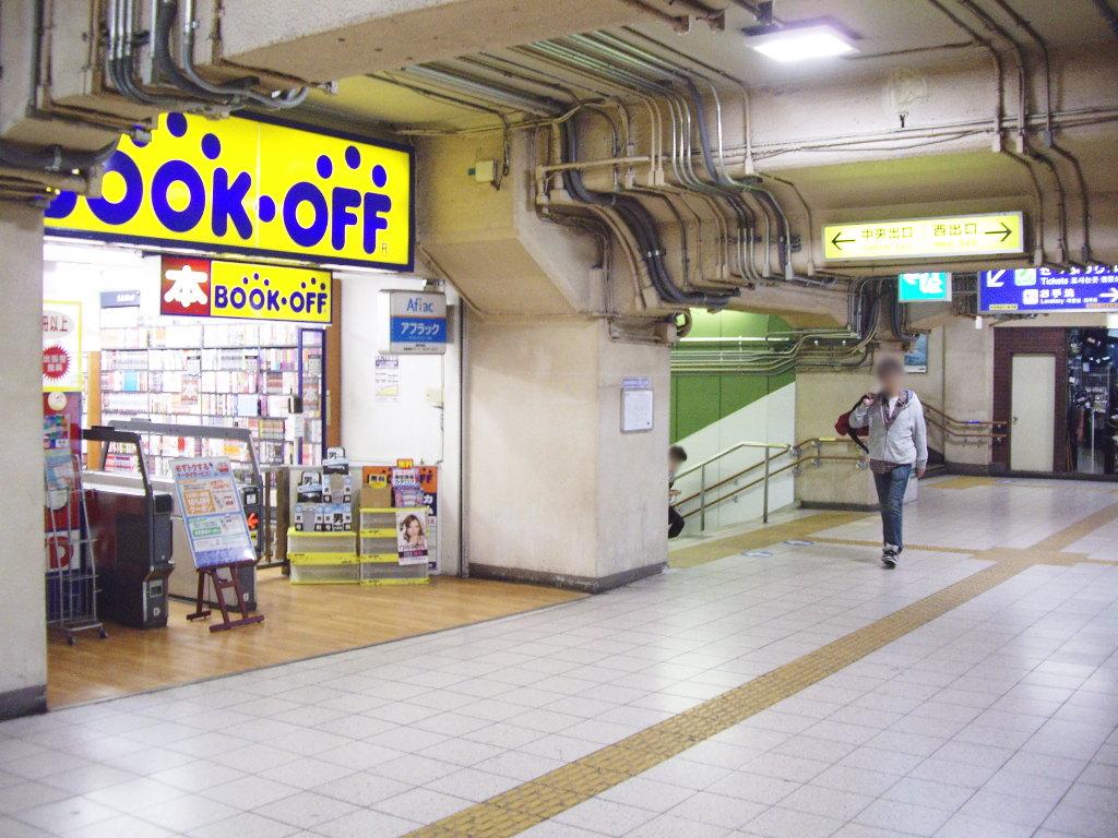 大阪環状線・ふしぎパラダイス鶴橋駅2013春-9001