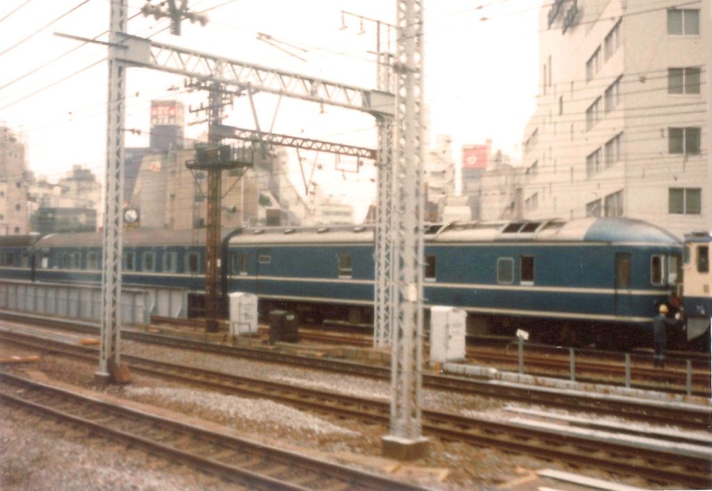国鉄・20系特急寝台客車1980s-1002