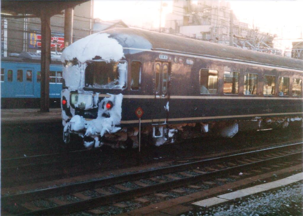 国鉄・20系特急寝台客車1980s-1006