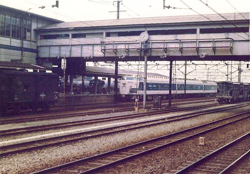 国鉄583系1972-583