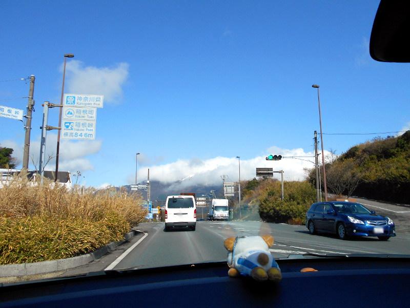 箱根・芦ノ湖ドライブ2016秋その1・三島から箱根へ-4113