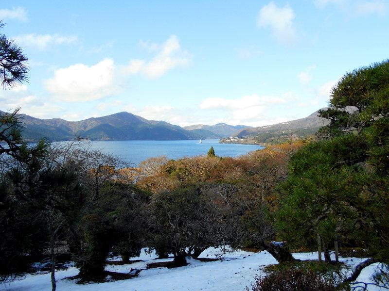 箱根・芦ノ湖ドライブ2016秋その1・三島から箱根へ-4124