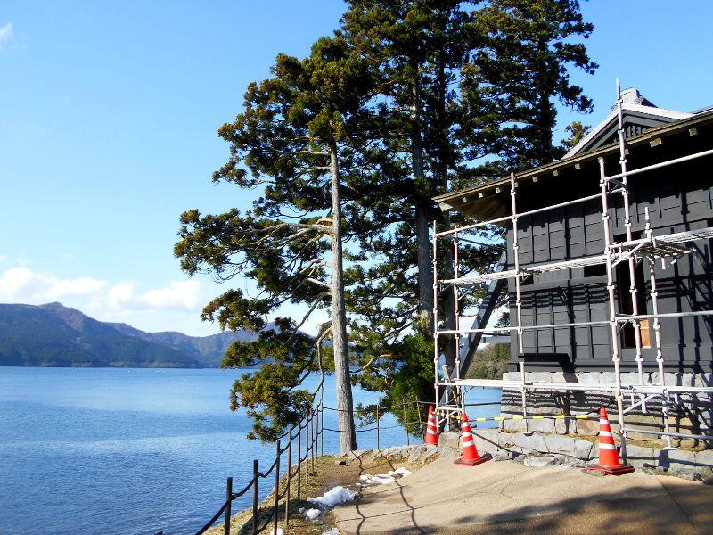 箱根・芦ノ湖ドライブ2016秋その3-4306