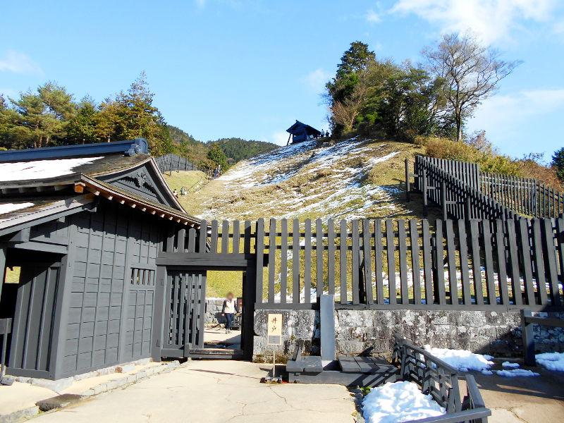 箱根・芦ノ湖ドライブ2016秋その3・箱根関所-4310