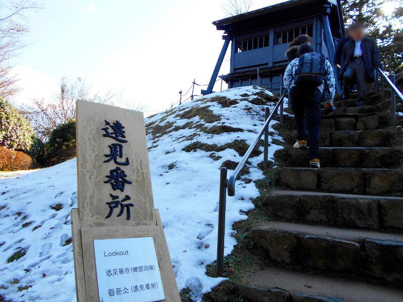 箱根・芦ノ湖ドライブ2016秋その3・箱根関所-4313