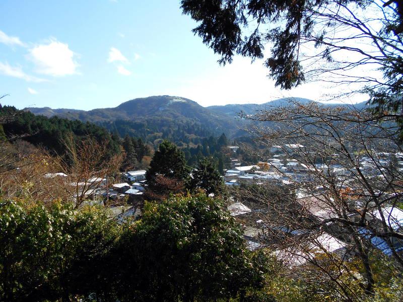 箱根・芦ノ湖ドライブ2016秋その3・箱根関所-4315