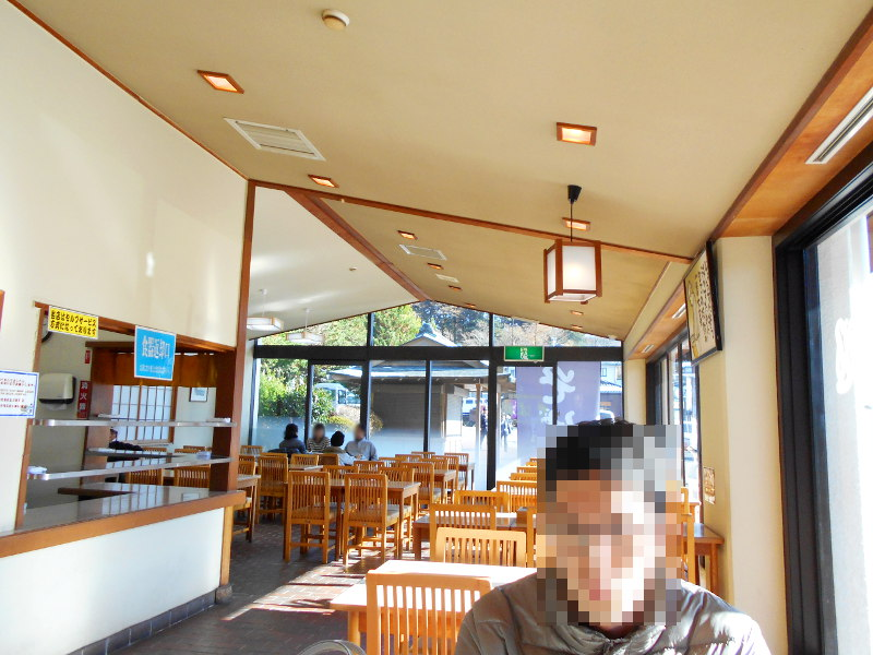 箱根・芦ノ湖ドライブ2016秋その3・箱根関所-4321
