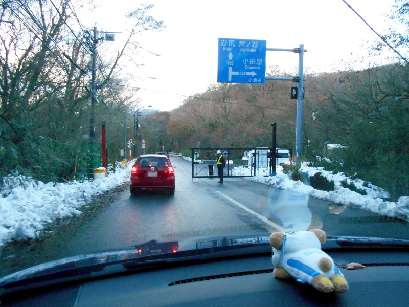 箱根・芦ノ湖ドライブ2016秋その4・大涌谷-4429