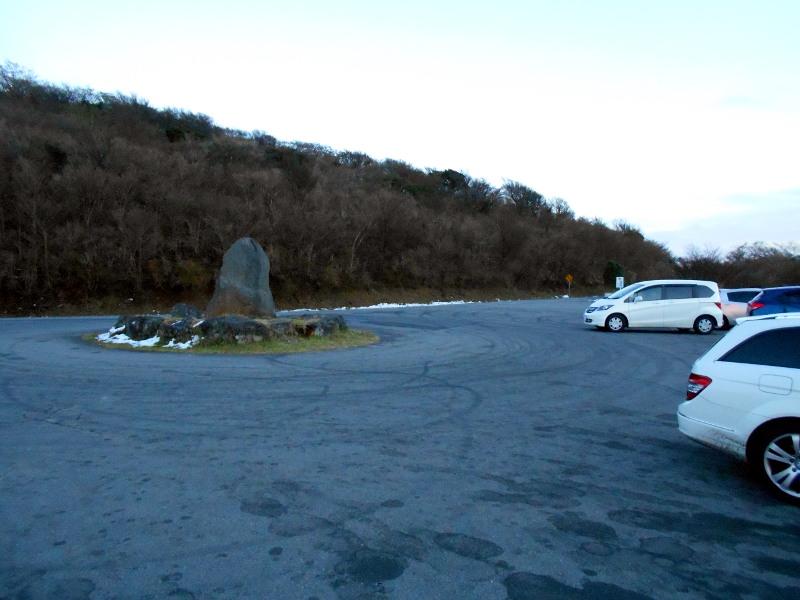箱根・芦ノ湖ドライブ2016秋その5・夕暮れの富士山-4503