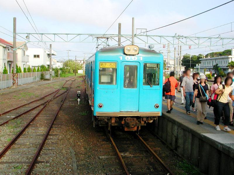 銚子電鉄2007その1-1105