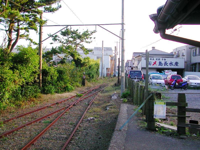 銚子電鉄2007その1-1110
