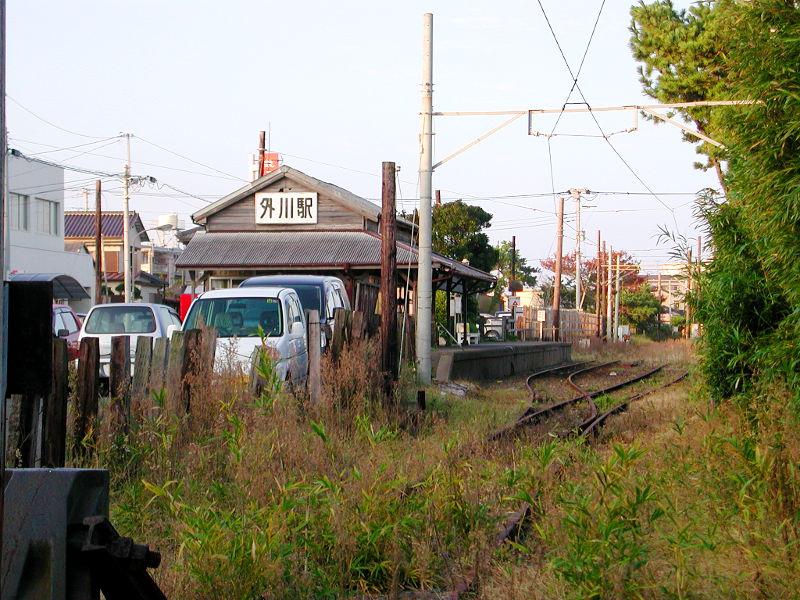銚子電鉄2007その2-1201
