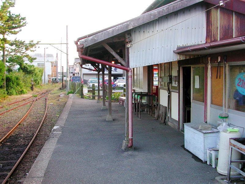 銚子電鉄2007その2-1203