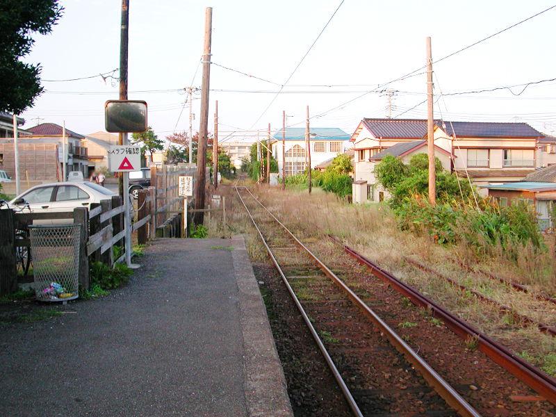 銚子電鉄2007その2-1208