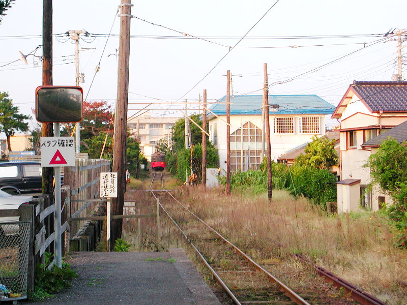 銚子電鉄2007その2-1209
