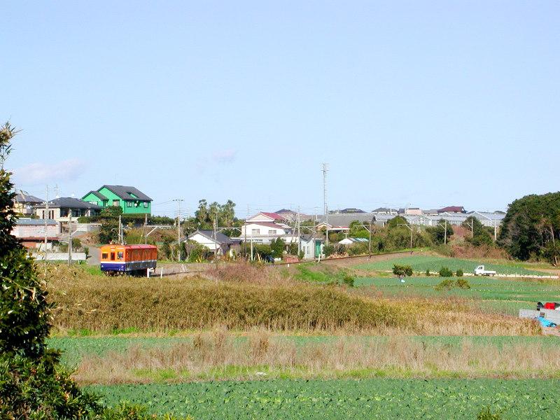 銚子電鉄2007その3-1313