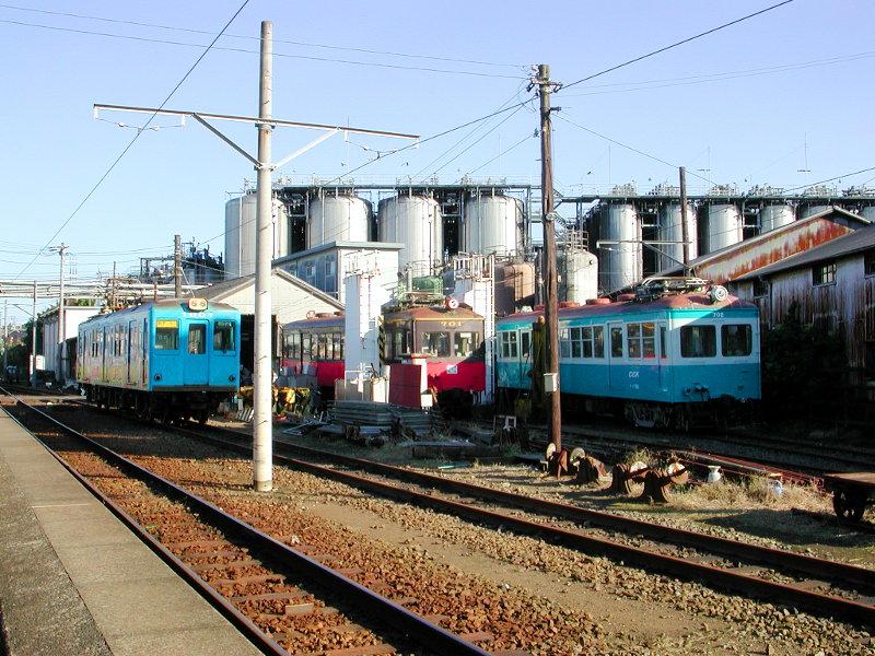 銚子電鉄2007その3-1319