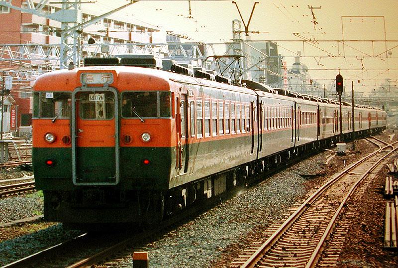 中央東線1980s-101
