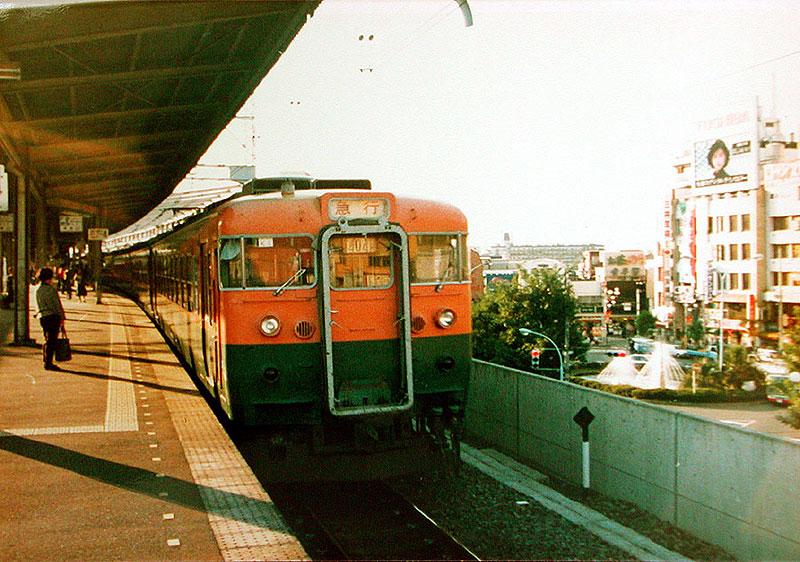 中央東線1980s-102