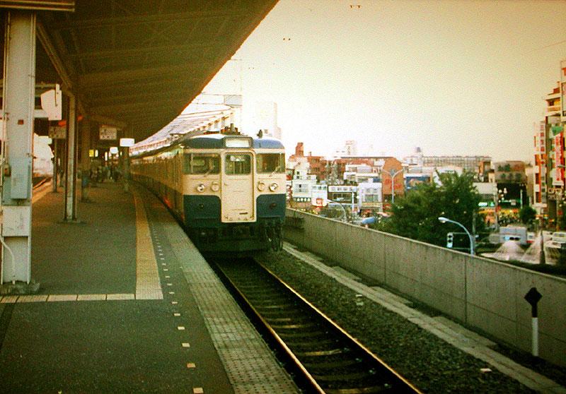 中央東線1980s-103