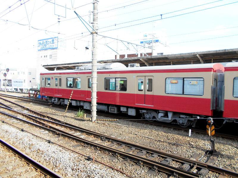 伊豆箱根鉄道大雄山線・赤電2016-5514