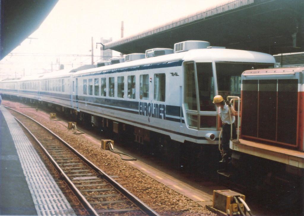 国鉄・JRのジョイフルトレイン12系客車-1203