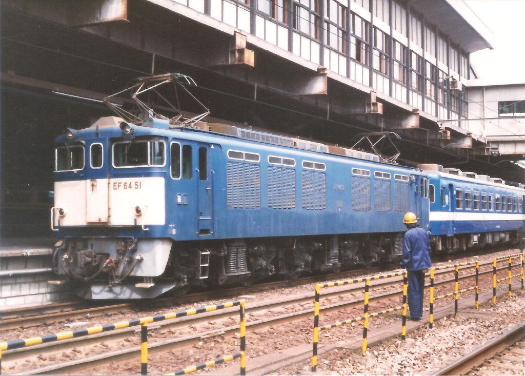 国鉄・JRのジョイフルトレイン12系客車-1206