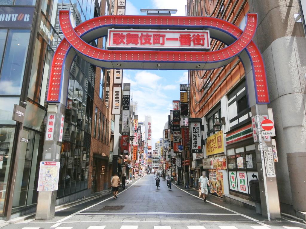 東京・新宿歌舞伎町の今2020夏-1001