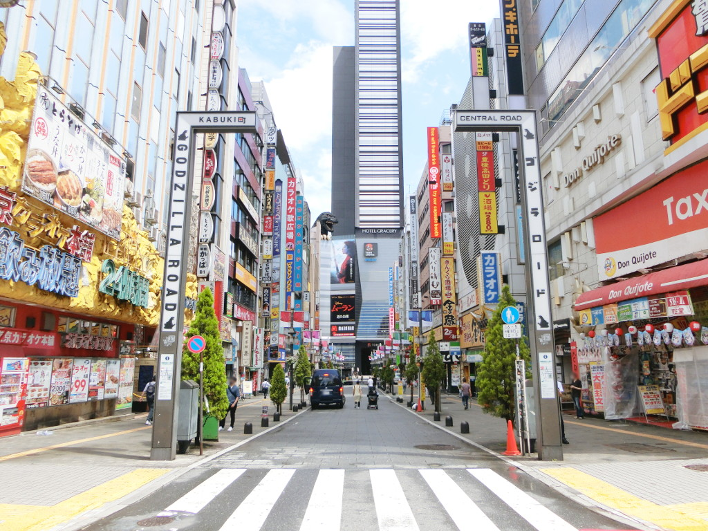 東京・新宿歌舞伎町の今2020夏-1002