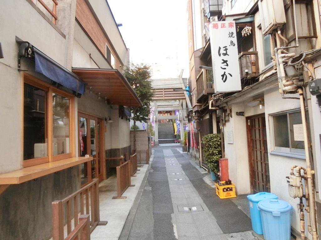 お江戸・烏森神社の長屋2020春-1101