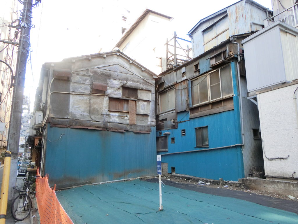 お江戸・烏森神社の長屋2020春-1103