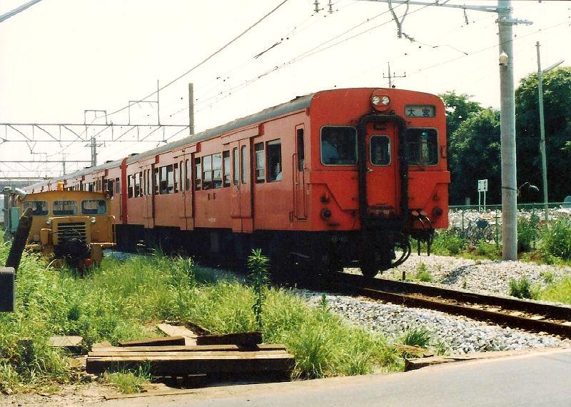 国鉄川越線1985-301