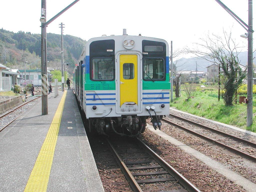 房総・菜の花と久留里線2007-4113
