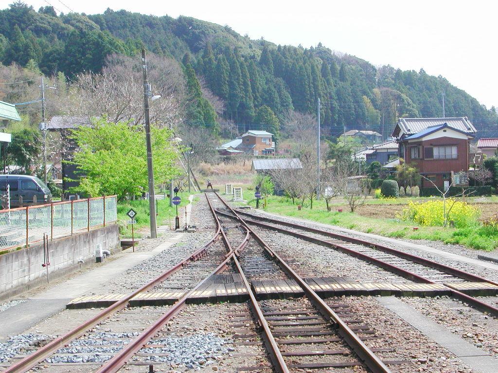 房総・菜の花と久留里線2007-4117