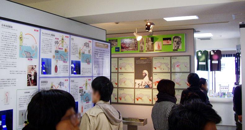 東京・目黒寄生虫館2013-806
